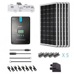 Renogy 12V 500W RV Solar Kit Installed