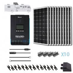 Renogy 12V 1000W RV Solar Kit Installed