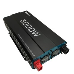 Renogy 3000/6000 12V to 110V Pure Sine Wave Power Inverter with Remote and Installation Included
