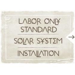 Standard Solar Installation