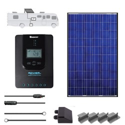 Domestic Panel 300W RV Solar Kit with Installation Included